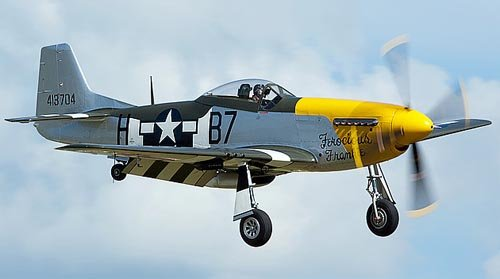 Image 1 of Giant Scale P-51D Mustang 87