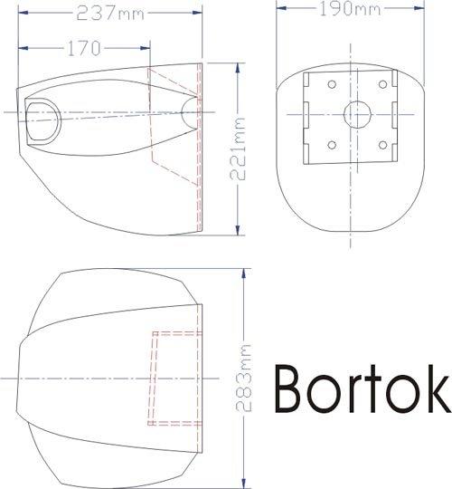 Image 4 of Bortok 98.5 inch 50-80cc