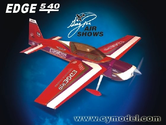 Image 0 of Edge 540T .40-.46 glow or Electric