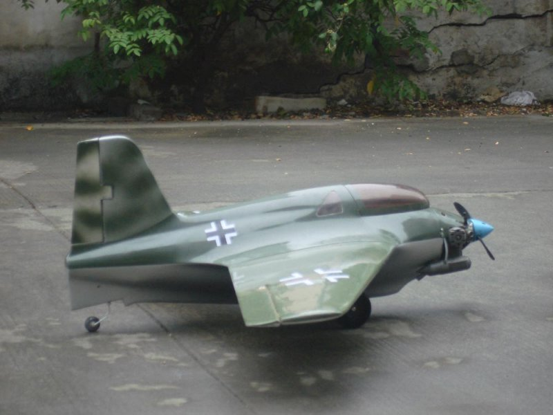 Image 1 of Messerchmitt Me 163