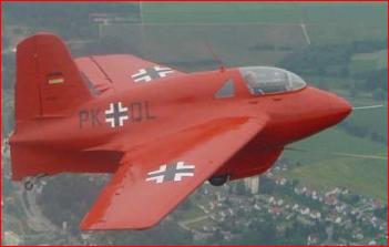 Image 0 of Messerchmitt Me 163