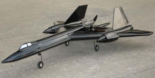 Image 0 of SR-71 Blackbird 2C 0.40-0.52 cu.in