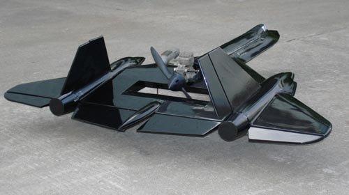 Image 1 of SR-71 Blackbird 2C 0.40-0.52 cu.in