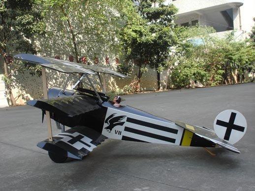 Image 1 of FOKKER DR-1