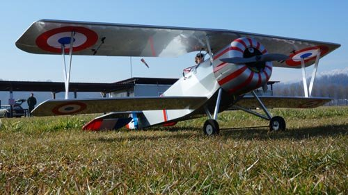 Image 0 of Nieuport XXIV 70