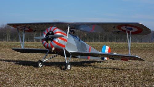 Image 1 of Nieuport XXIV 70