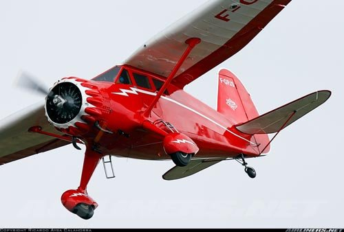 Image 0 of Stinson Reliant 86.6
