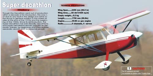 Image 0 of Super Decathlon 96.5