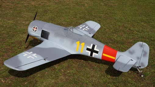 Image 0 of Giant Scale FW 190 83.5 in