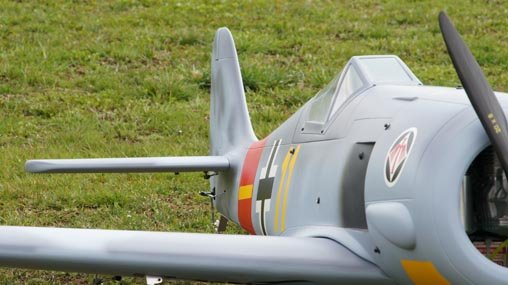 Image 3 of Giant Scale FW 190 83.5 in