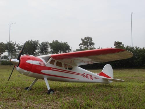 Image 1 of Giant Scale Cessna 195 90 in