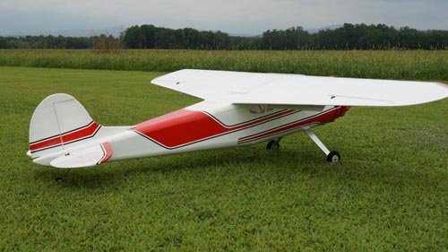 Image 2 of Giant Scale Cessna 195 90 in