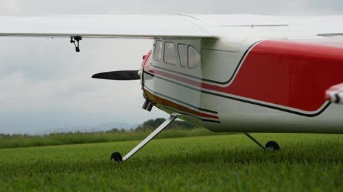 Image 4 of Giant Scale Cessna 195 90 in
