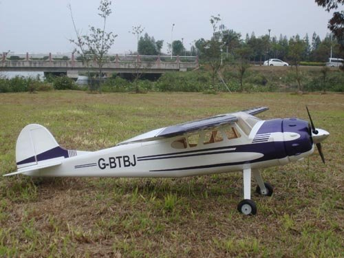 Image 0 of Giant Scale Cessna 195 90 in