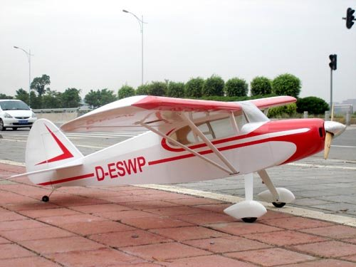 Image 1 of Giant Scale Piper Pa-20 pacer 88.6 in