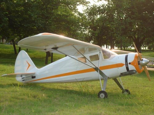 Image 0 of Giant Scale Fairchild 24 86.6in