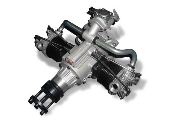 Image 0 of BVT100 Four stroke Twin clyinder gasoline aircraft engine