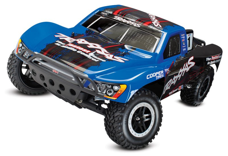Image 0 of Traxxas Slash Pro 2WD Short-Course Truck with On Board Audio! AMP Up the Realism