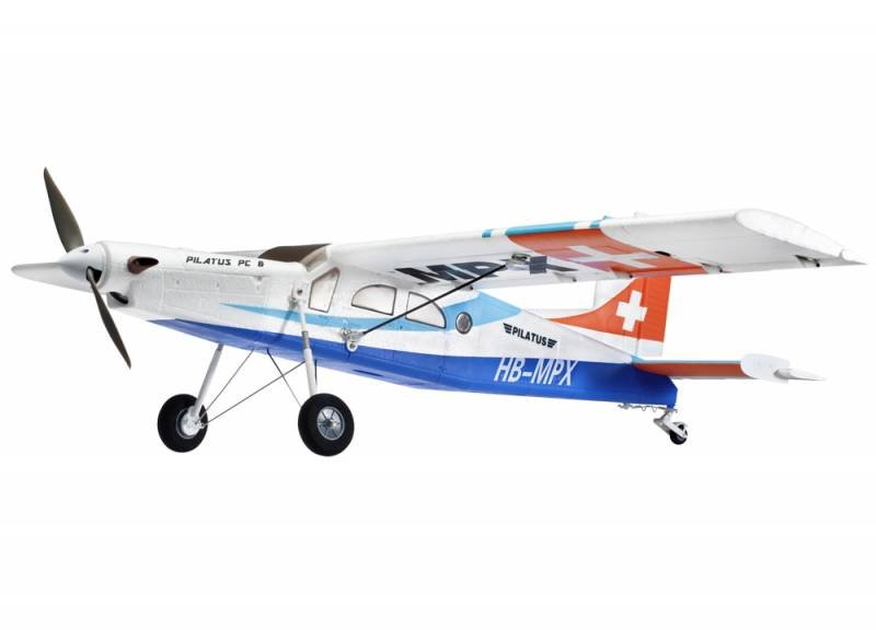 Image 1 of Multiplex Pilatus PC-6 Turbo Porter EP RR Blue 49.2