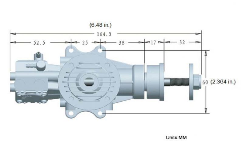 Image 6 of RCGF 15CC Gas Engine Beam Mount Version