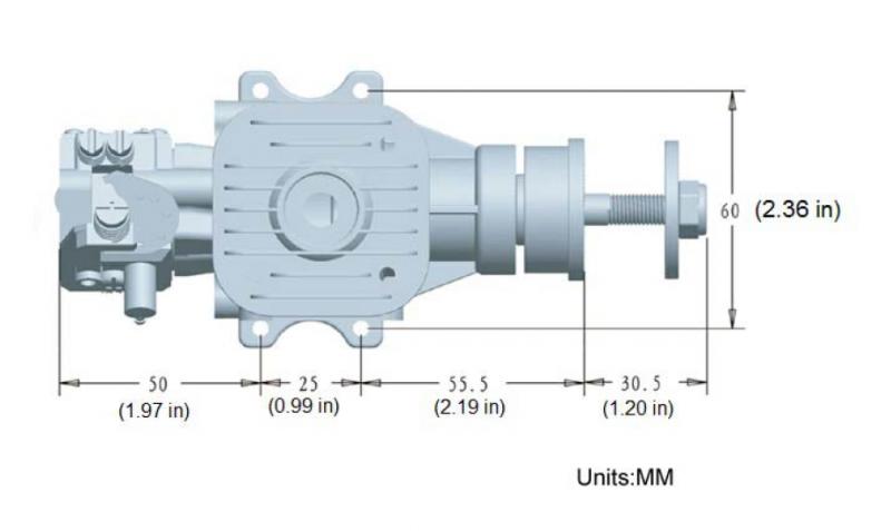 Image 3 of RCGF 20cc SE-Stinger