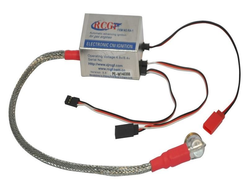 Image 0 of 15cc BM Electronic Ignition