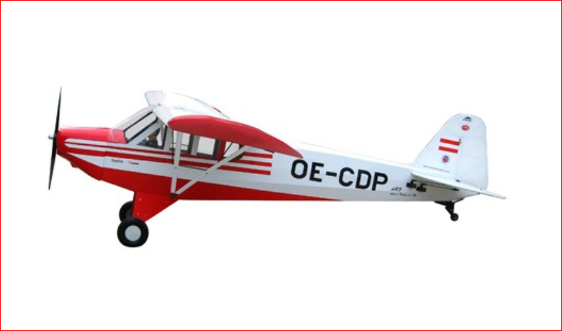 Image 0 of Super Cub 1/3 Red