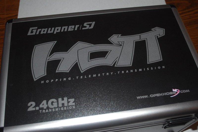 Image 11 of Graupner mz-24  12 Channel 2.4GHz HoTT 3.5