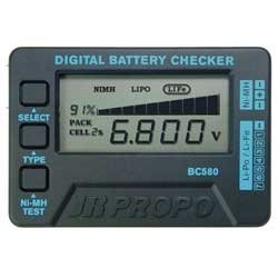 Image 2 of JR Digital Battery Checker-tester