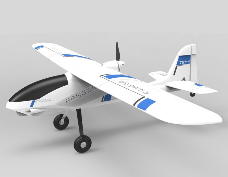 Image 0 of Volantex RC RANGER 1.4M FPV TRAINING PLANE, RTF W/ BATTERY AND CHARGER