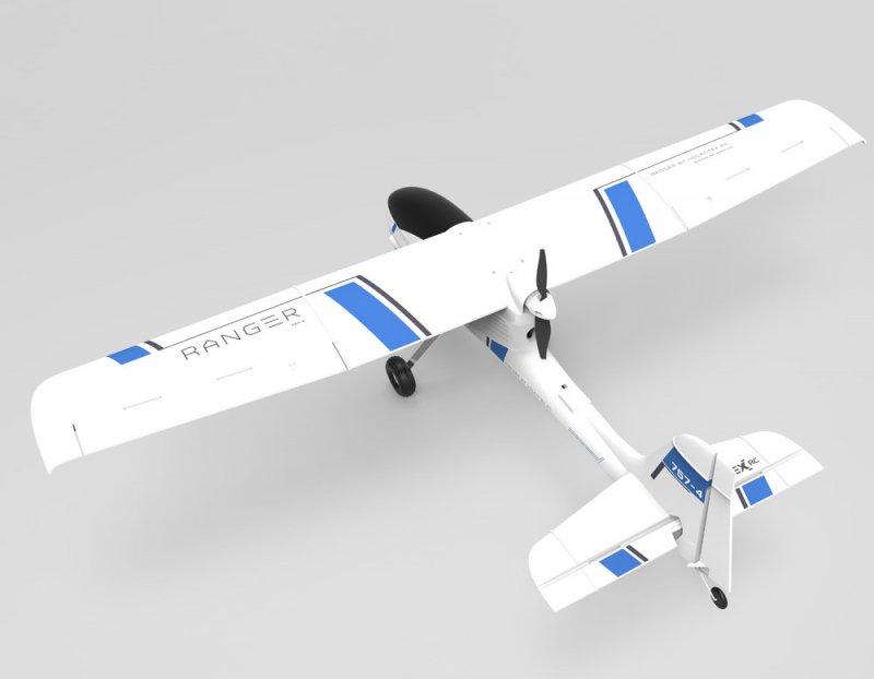 Image 1 of Volantex RC RANGER 1.4M FPV TRAINING PLANE, RTF W/ BATTERY AND CHARGER