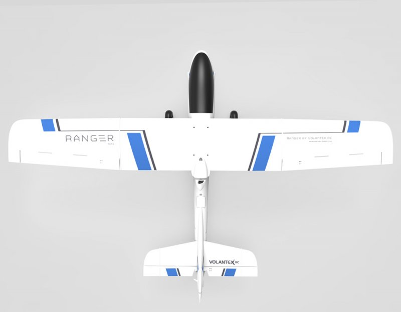 Image 2 of Volantex RC RANGER 1.4M FPV TRAINING PLANE, RTF W/ BATTERY AND CHARGER