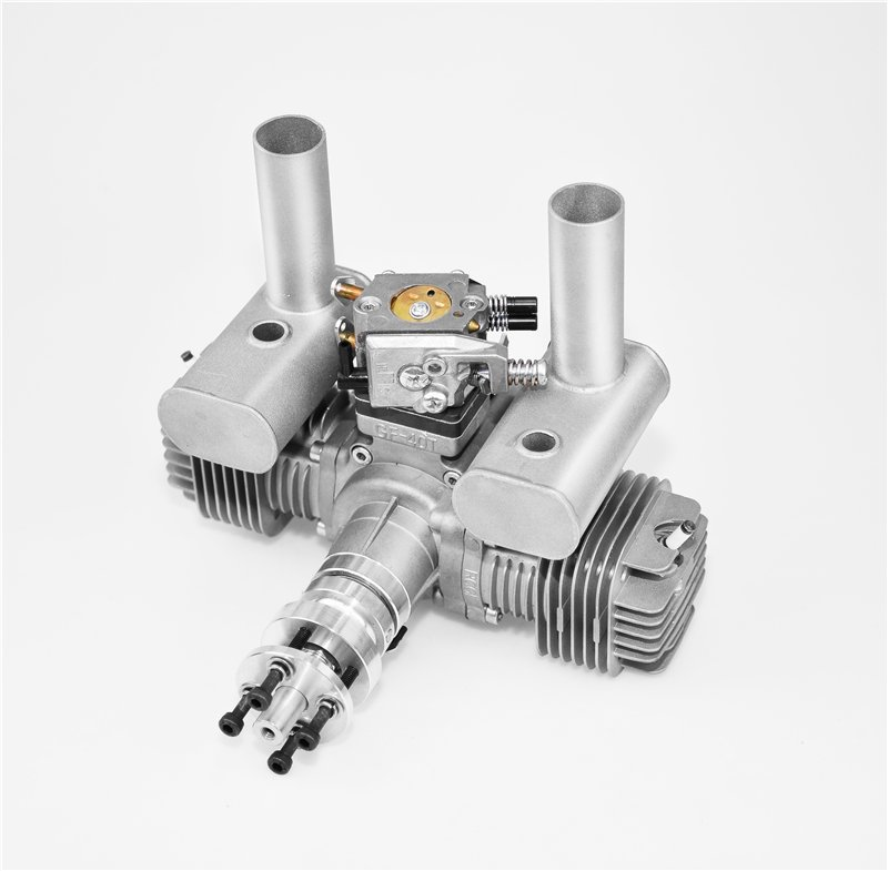 Image 2 of RCGF 40TS 40CC TWIN Gas Engine