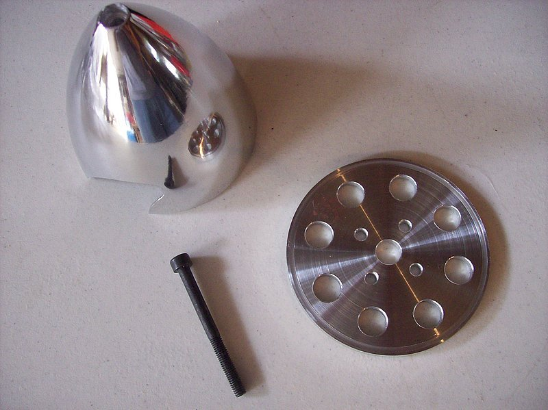 Image 0 of DLE30 spinner