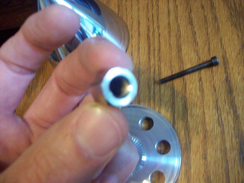 Image 2 of Aluminum Spinner 3.0