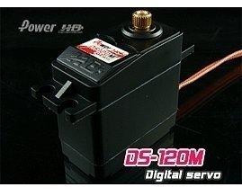 Image 0 of Power HD Servo HD-120MG Digital 176oz torque