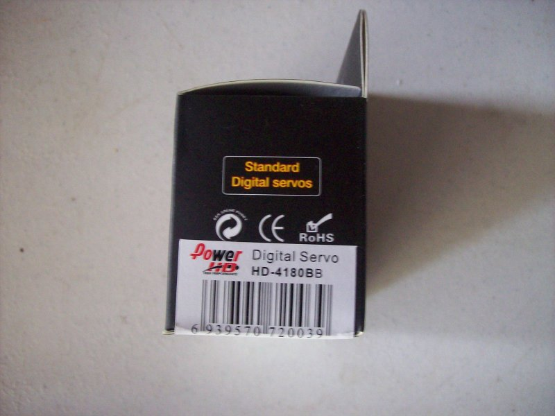 Image 3 of Power H.D 4180BB Digital servo