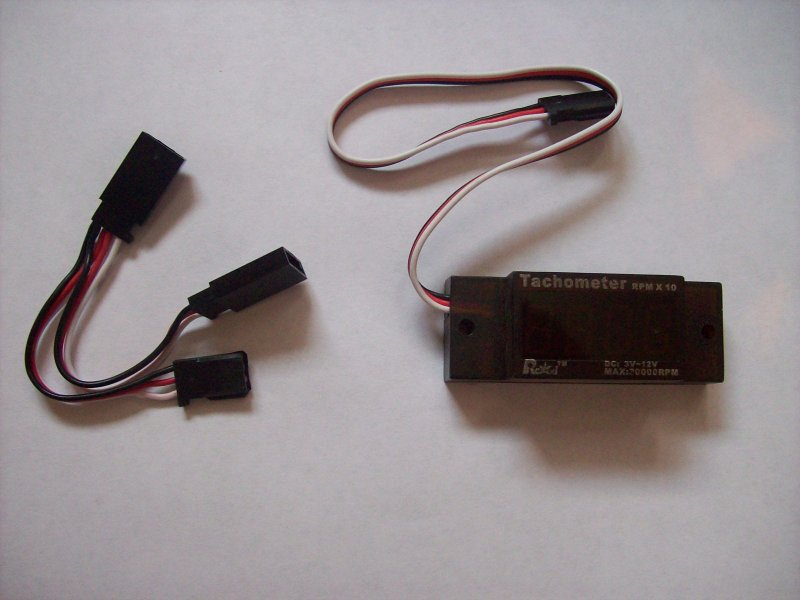 Image 0 of Ignition use mini tachometer RCEXL