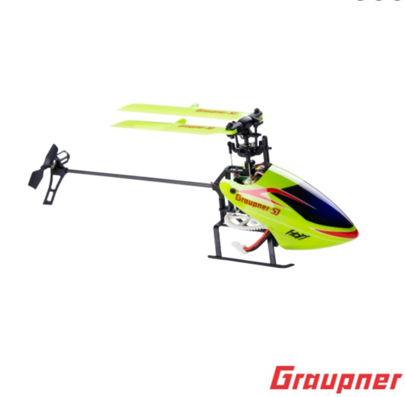 Image 0 of Graupner HEIM 100 3D Micro Heli