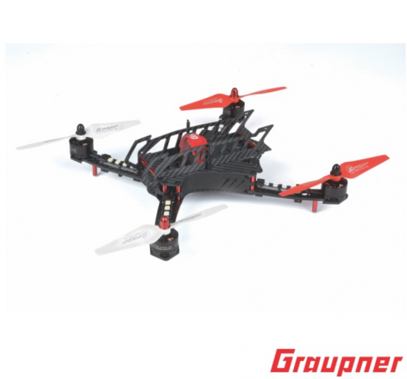 Image 0 of Graupner Alpha 300 3D Race Copter RFH
