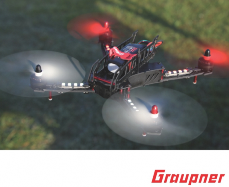 Image 3 of Graupner Alpha 300 3D Race Copter RFH