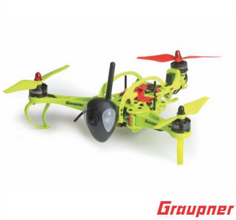 Image 0 of Graupner Hornet 250 Tri-Copter FPV - RTF