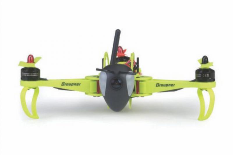 Image 2 of Graupner Hornet 250 Tri-Copter FPV - RTF