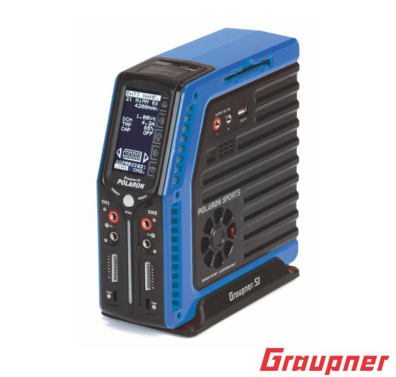 Image 0 of Graupner Polaron AC/DC SPORTS 240W 7S 3