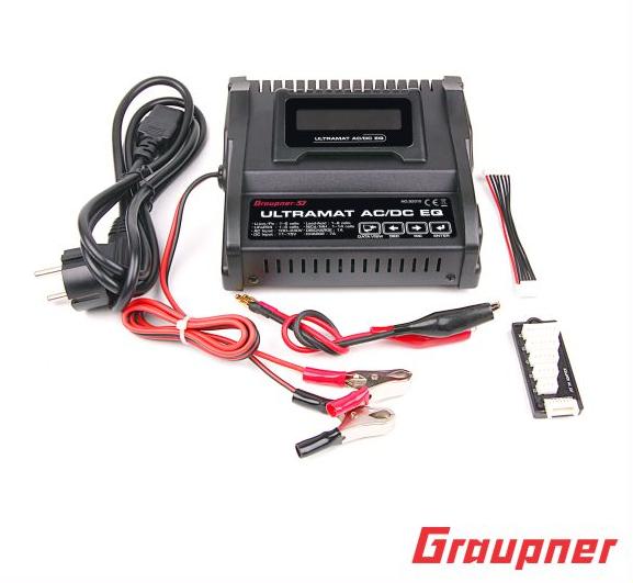 Image 0 of Graupner Ultramat AC/DC EQ DC 80W - AC 50W