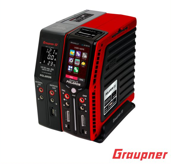 Image 0 of Graupner Polaron EX Combo 7S 3