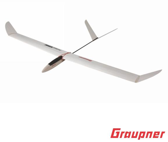 Image 0 of Graupner Der Kleine UHU - RC or Free Flight Sailplane Kit