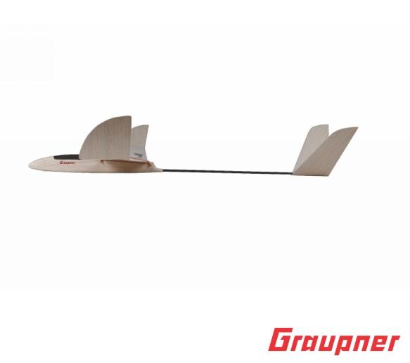 Image 1 of Graupner Der Kleine UHU - RC or Free Flight Sailplane Kit