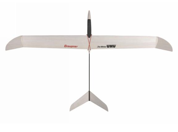 Image 3 of Graupner Der Kleine UHU - RC or Free Flight Sailplane Kit