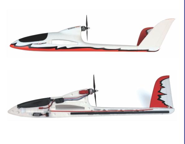 Image 2 of Graupner V-VENTURE HoTT Glider ARF